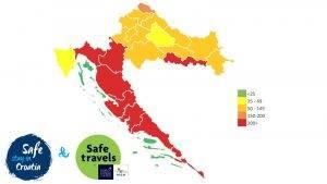 Pokrenuta akcija hrvatski otoci - COVID free zone