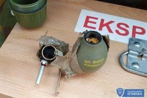 Neodgovorni građanin ostavio ručnu bombu pored smeća