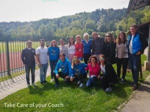 """Prvi međunarodni susret u okviru EU projekta """"Take Care of Your Coach"""""""