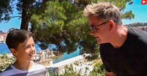 Sin Davida Skoke učio slavnog Gordona Ramsayja hrvatski