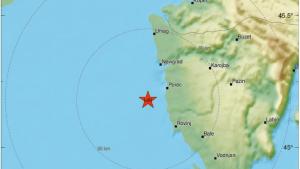 Prilično jak potres u podmorju sjevernog Jadrana!