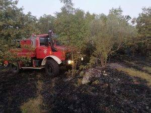 Umaški vatrogasci ugasili tri šumska požara