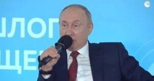 Učenik iz Rusije ispravio Putina na predavanju
