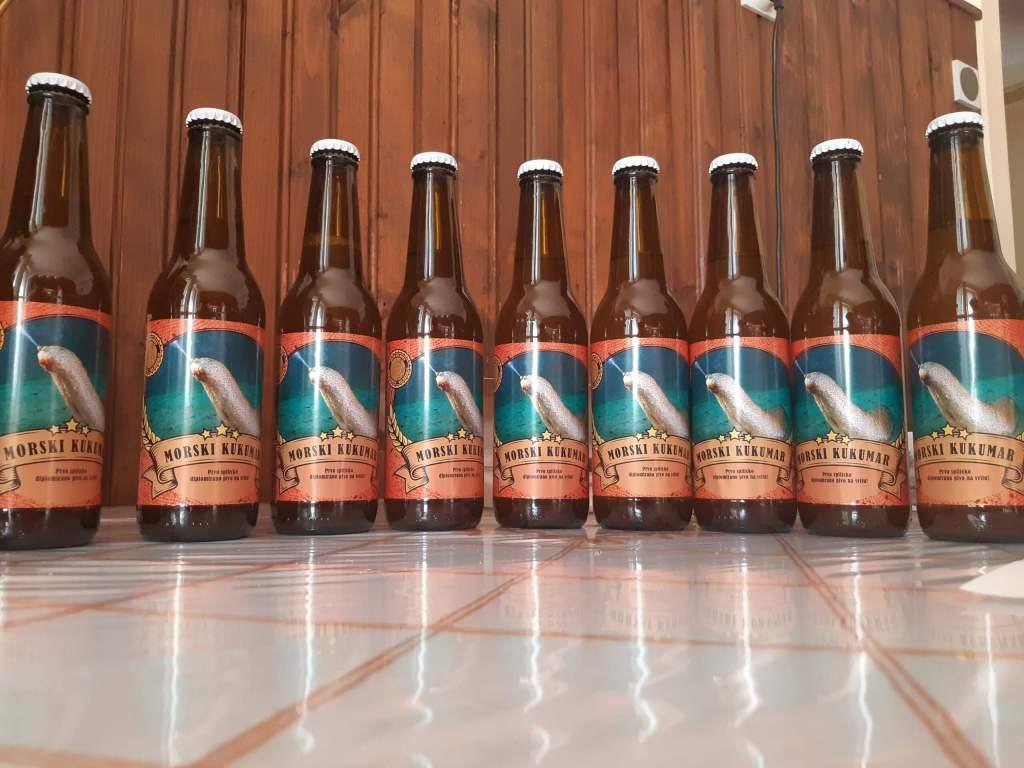 Za diplomski rad more pretvorio u pivo