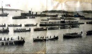 Zadnji drveni brod austrougarske ratne mornarice