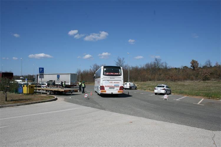 Pojačani nadzor teretnih vozila i autobusa